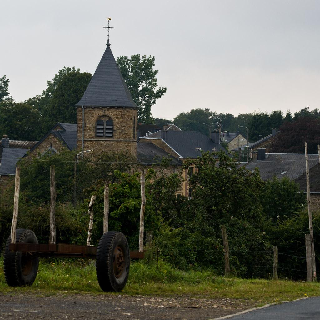 Chapelle Saint Jean Baptiste, Bagimont